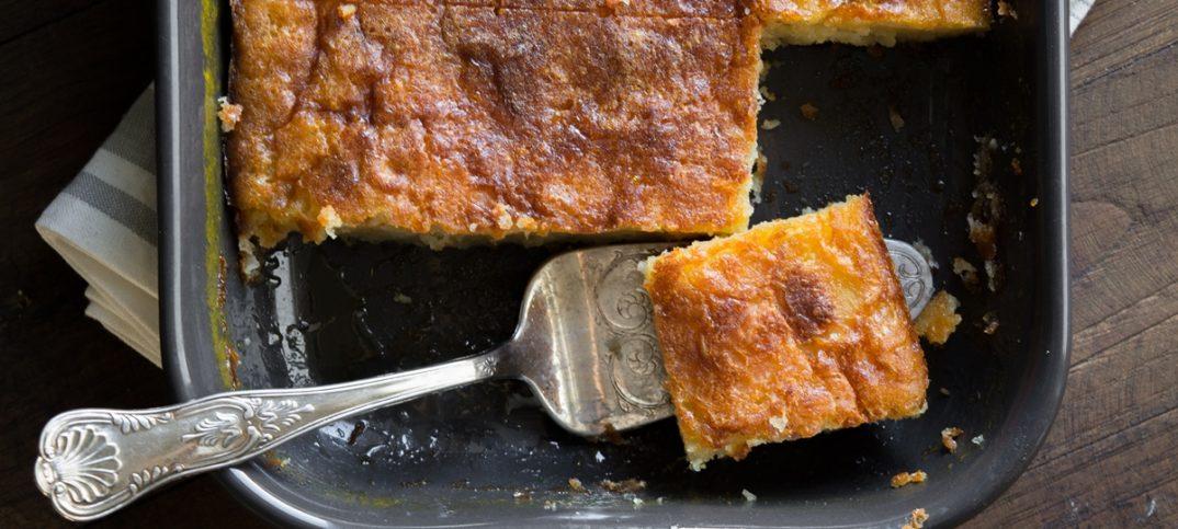 Πορτοκαλόπιτα Συνταγή