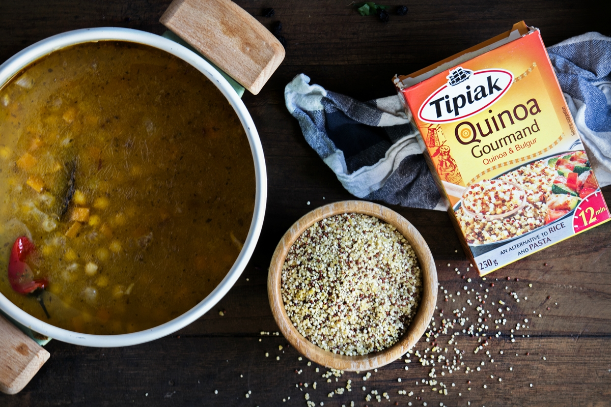 Συνταγές με Κινόα Συνταγές με Πληγούρι