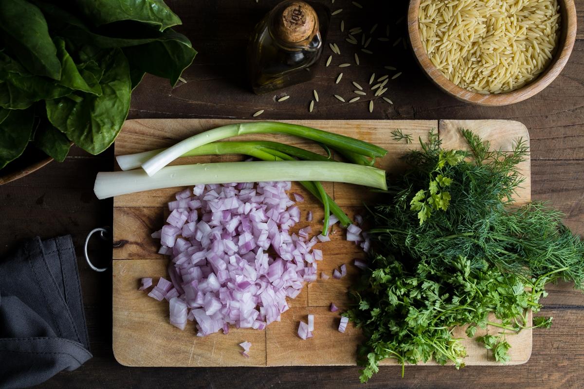 Συνταγές με Σπανάκι