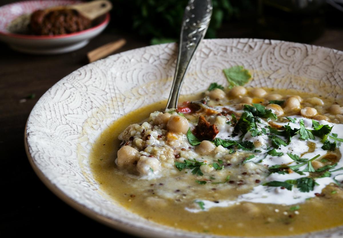 Συνταγές με Χαρίσα Harissa