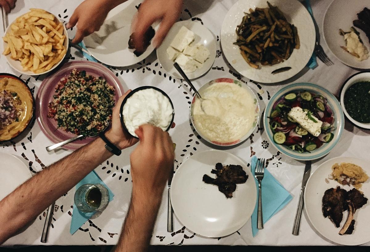 Φιλικό Τραπέζι συνταγές