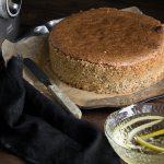 Αμυγδαλόπιτα Σιροπιαστή Συνταγή