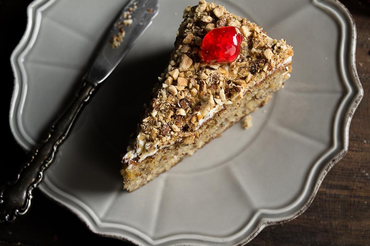 Κέικ Αμυγδάλου Συνταγές