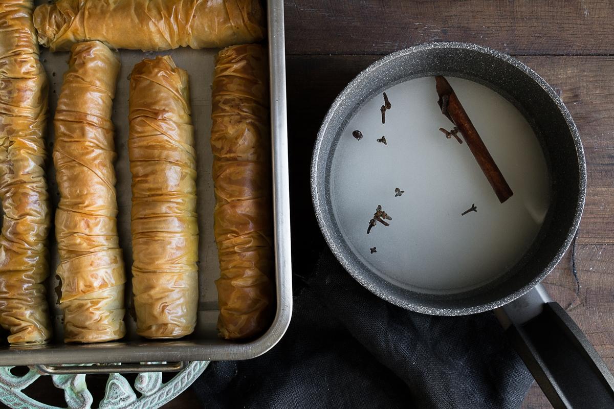 Παραδοσιακές Συνταγές Μπακλαβάς