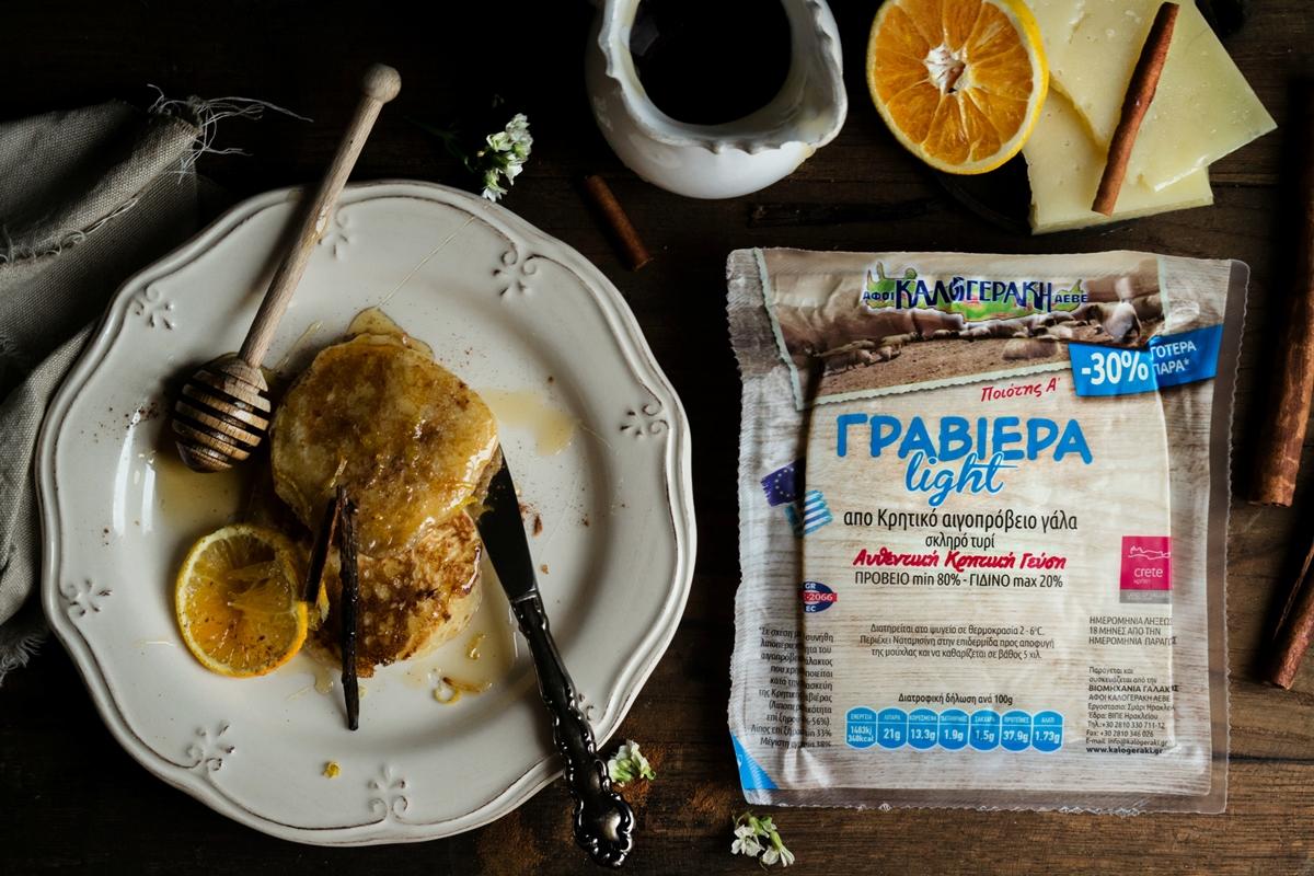 Συνταγές για Τηγανίτες-pancakes