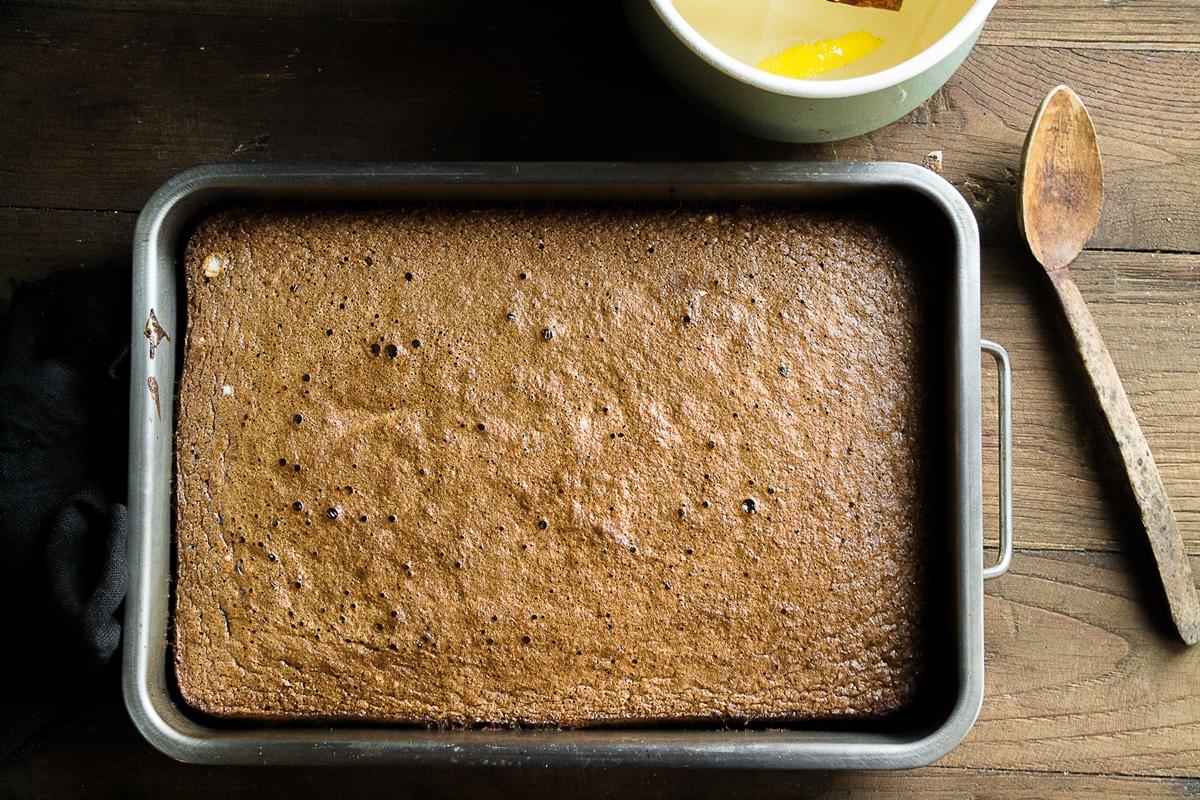 Συνταγές για καρυδόπιτα με φρυγανιά