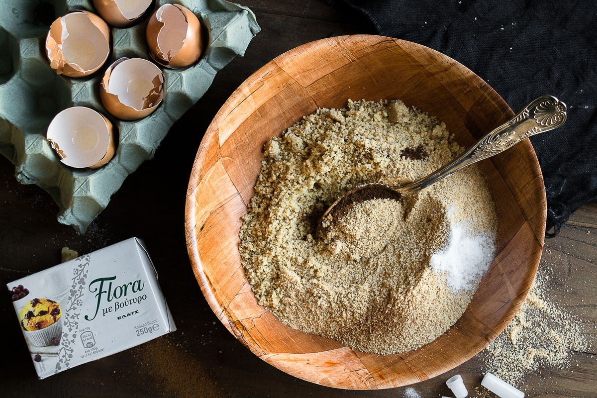 Αφράτη καρυδόπιτα συνταγές