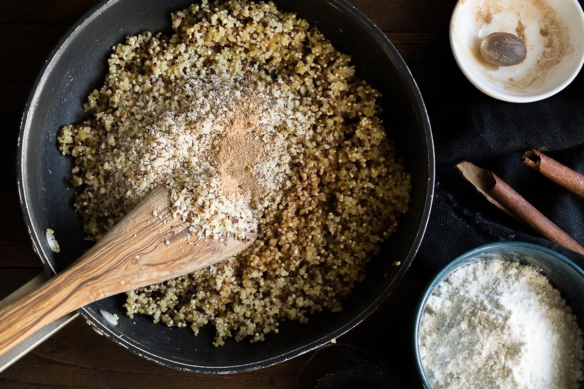 Quinoa Συνταγές