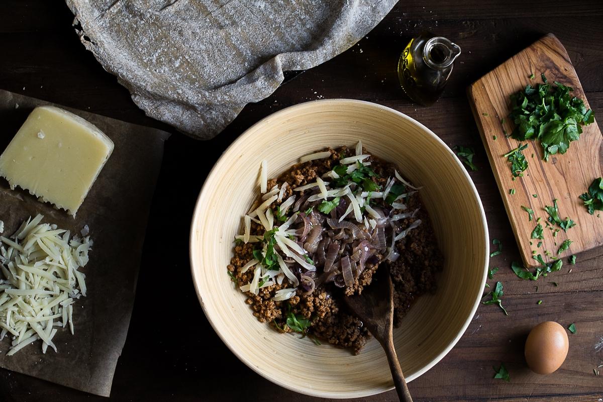 Συνταγές για κιμαδόπιτα
