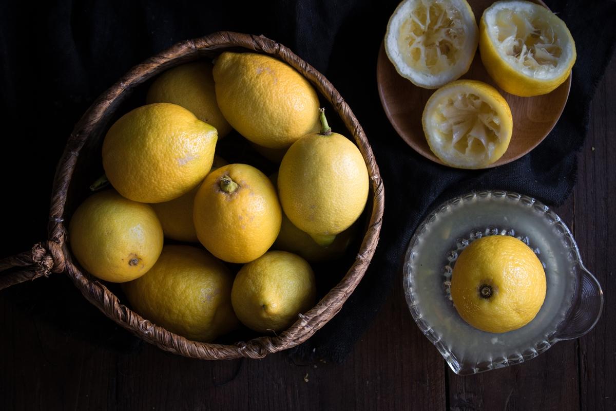 Lemon Curd Συνταγές