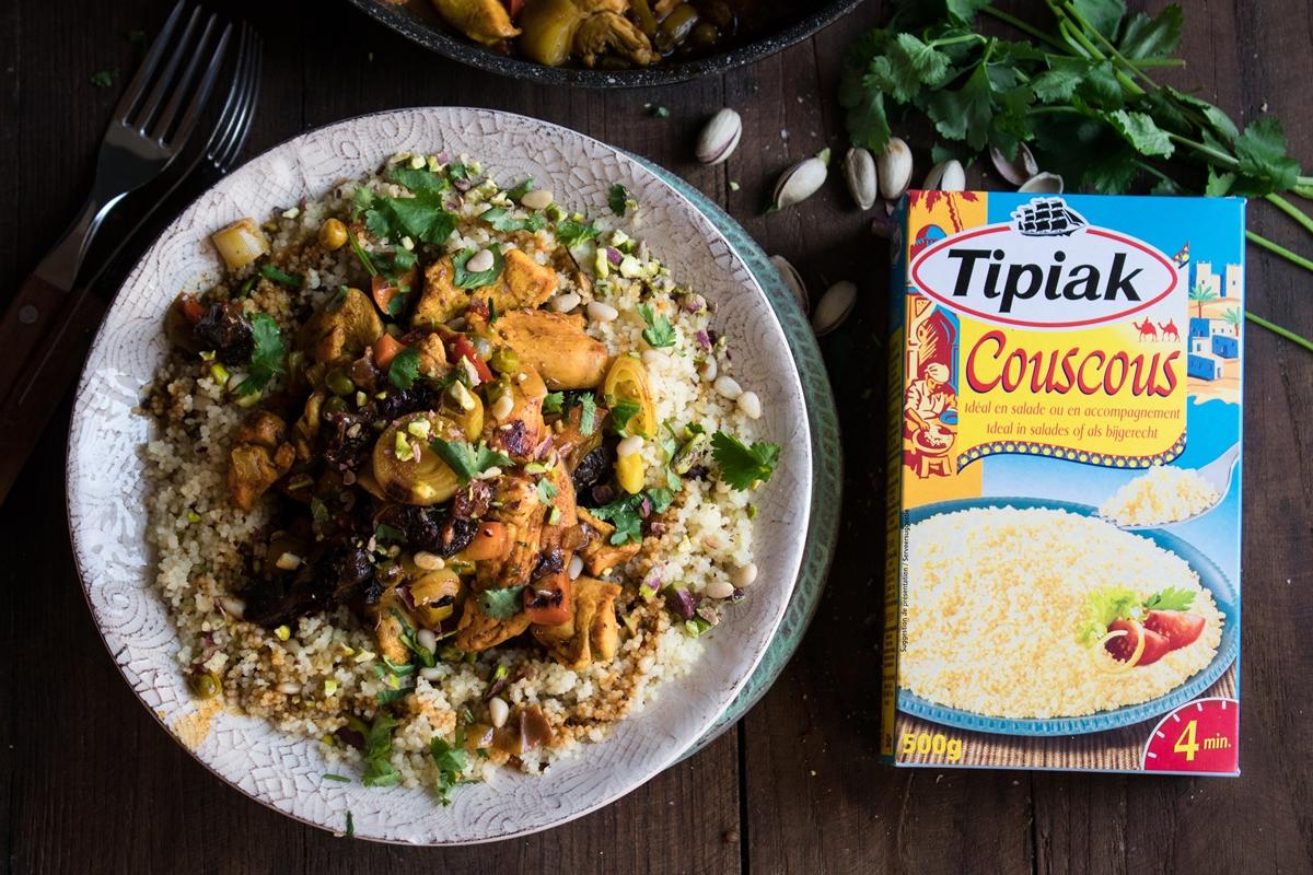 Μαροκινή Κουζίνα Συνταγές