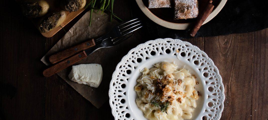 Συνταγές με Γαλακτοκομικά Τυρινή
