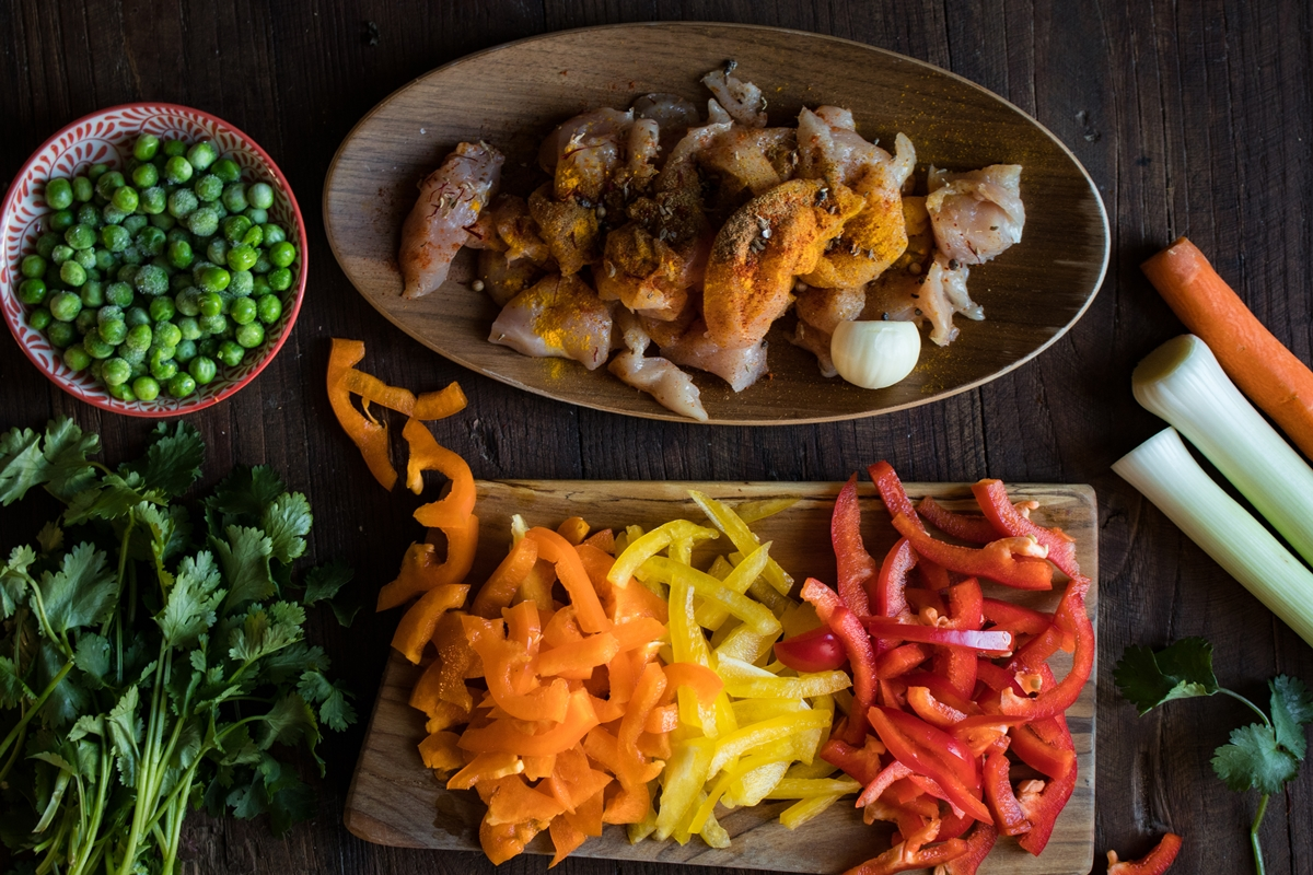 Συνταγές με Μαριναρισμένο Κοτόπουλο