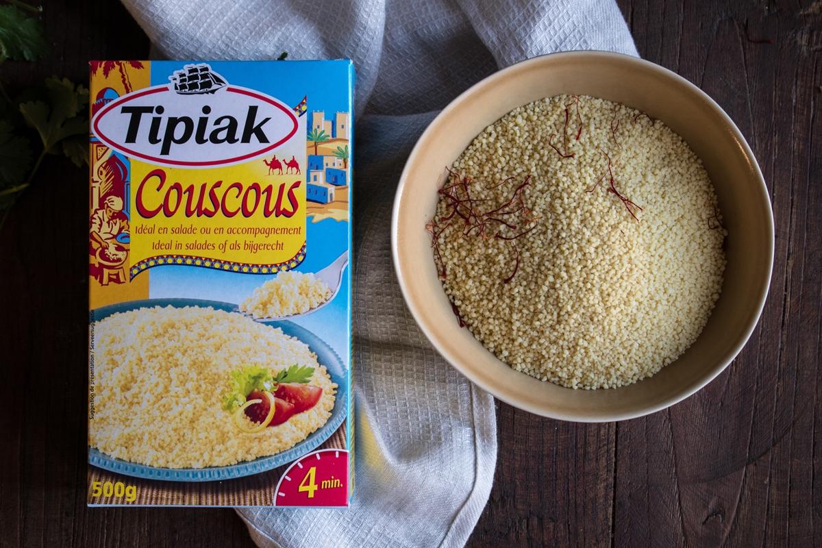 Συνταγές με Cous Cous