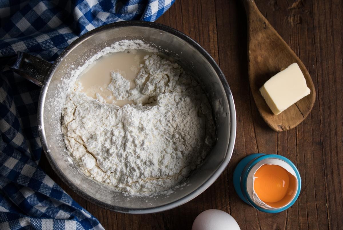Συνταγή για Γαλατόπιτα