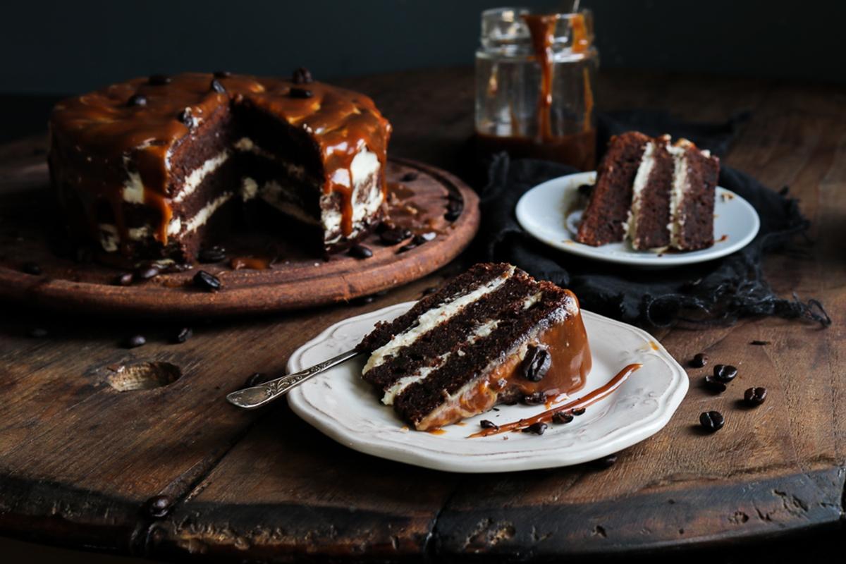 Συνταγή για Κέικ με Σοκολάτα και Espresso