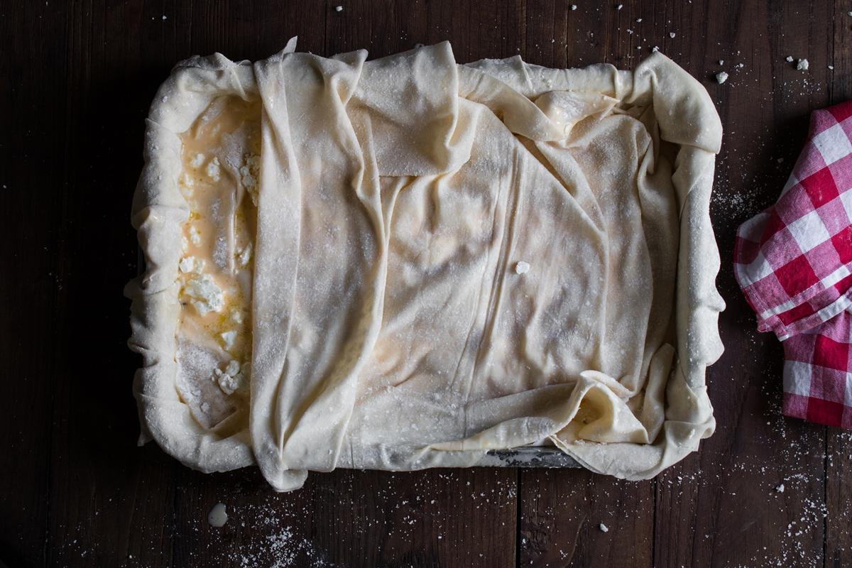 Συνταγή για εύκολες πίτες