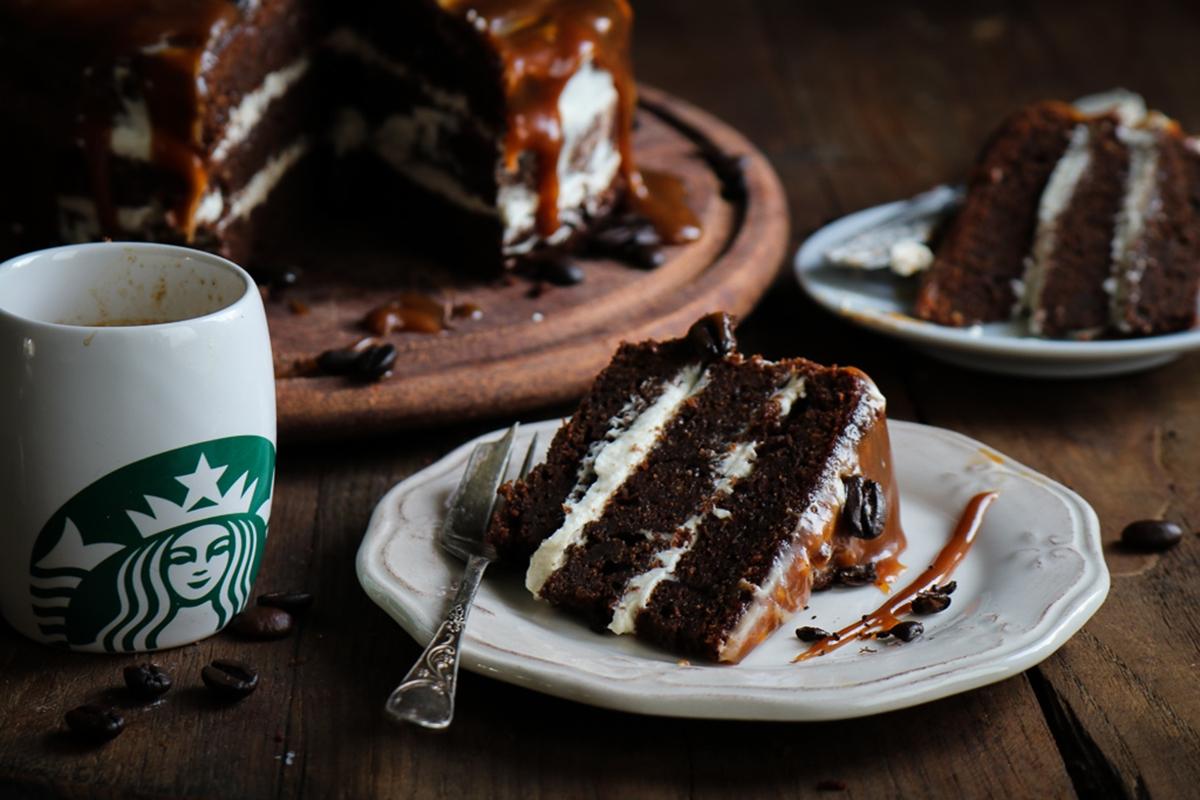 Συνταγή για Mochaccino Starbucks