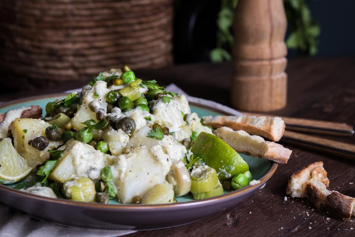 Εύκολες Συνταγές με Πατάτες και Ταχίνι