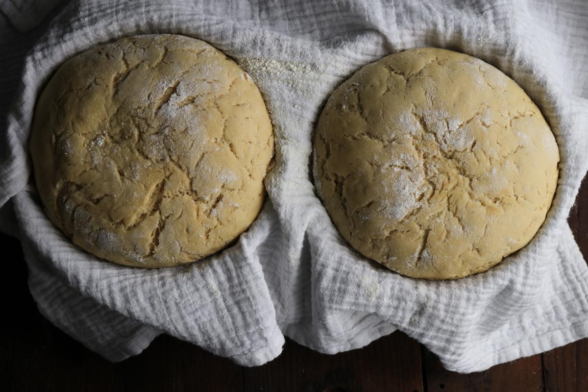 Εύκολο Ψωμί Συνταγή