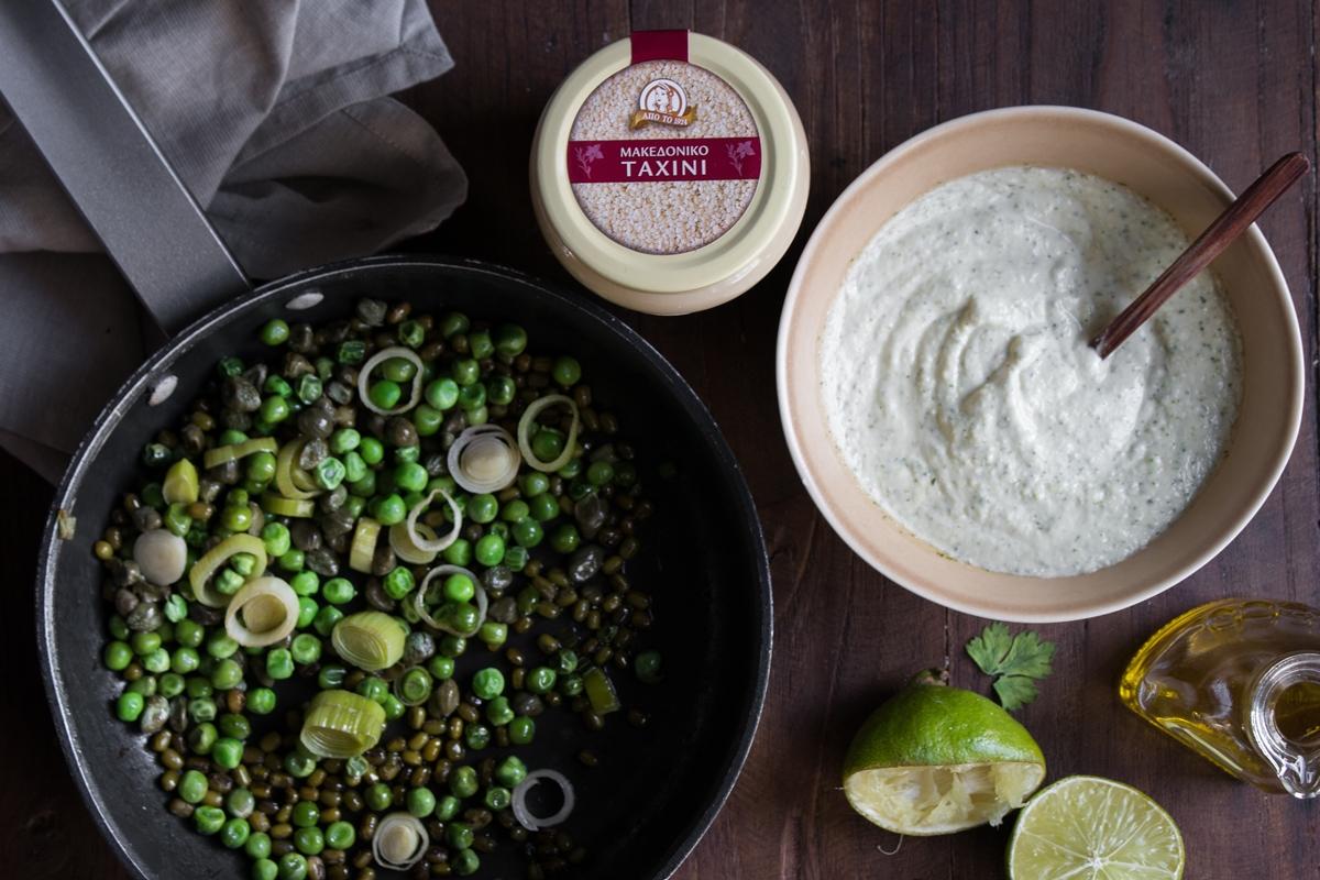 Σάλτσα με Ταχίνι Συνταγές