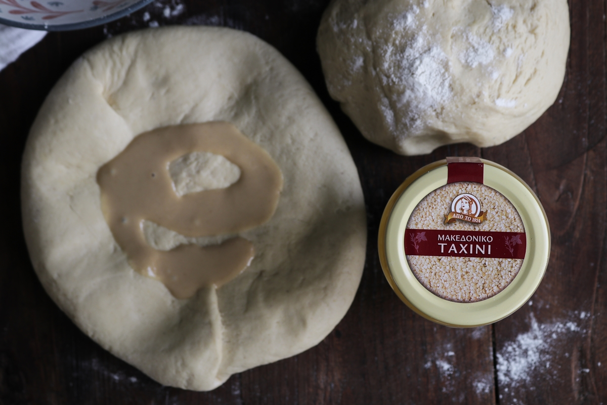 Σαρακοστιανές Συνταγές με Ταχίνι