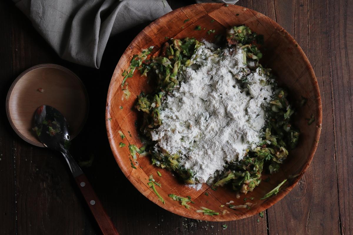 Συνταγές για Κολοκυθοκεφτέδες Νηστίσιμους
