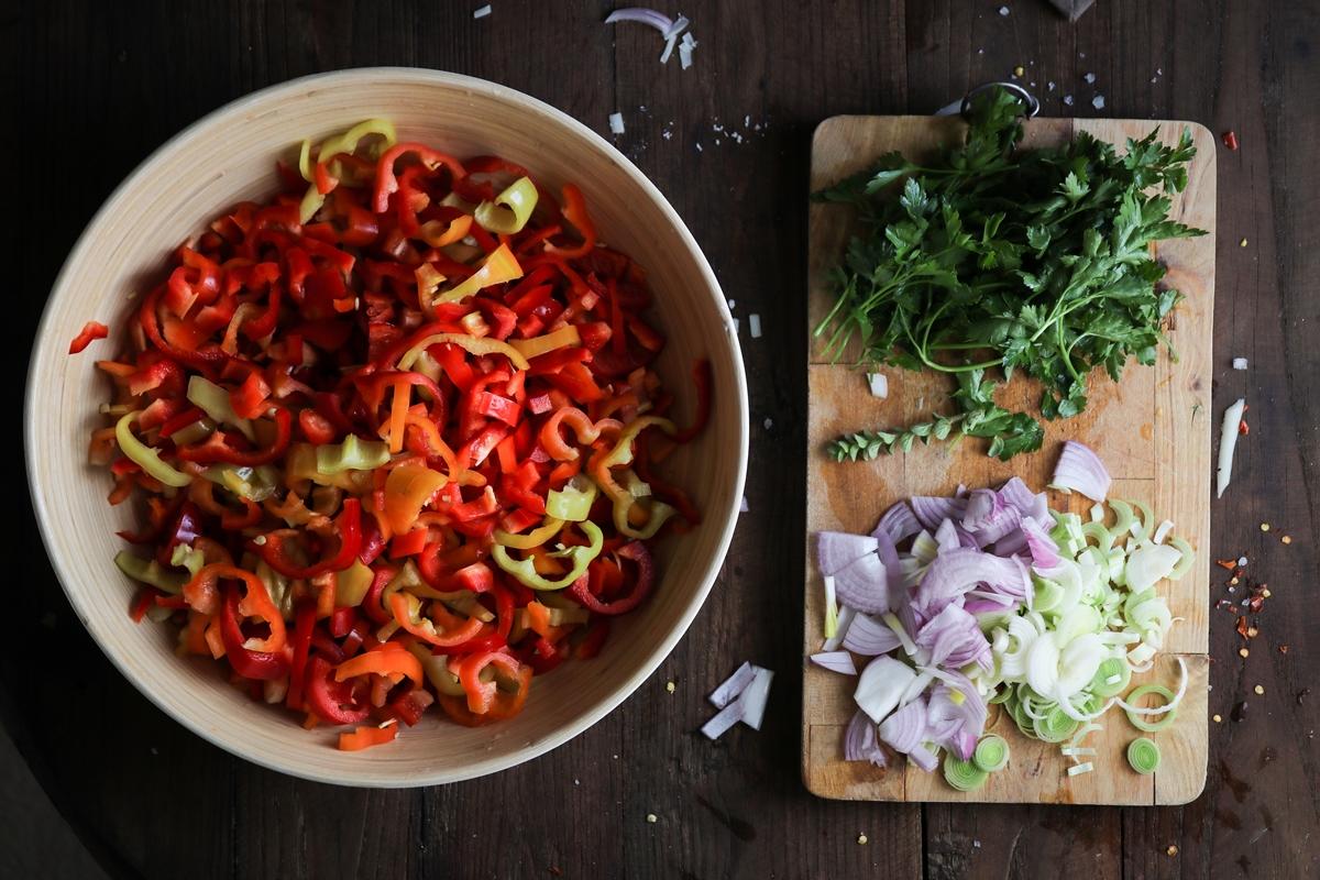 Συνταγές για Πιπερόπιτα