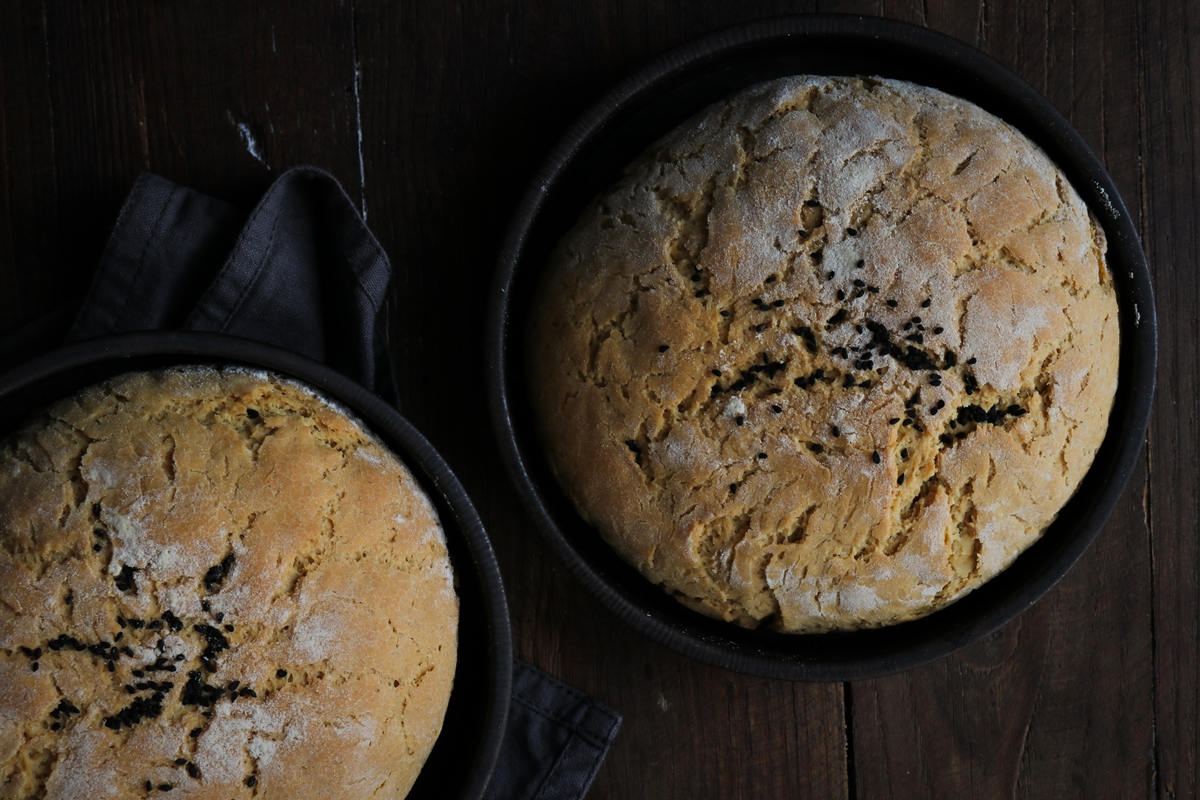 Συνταγές για Σπιτικό Ψωμί