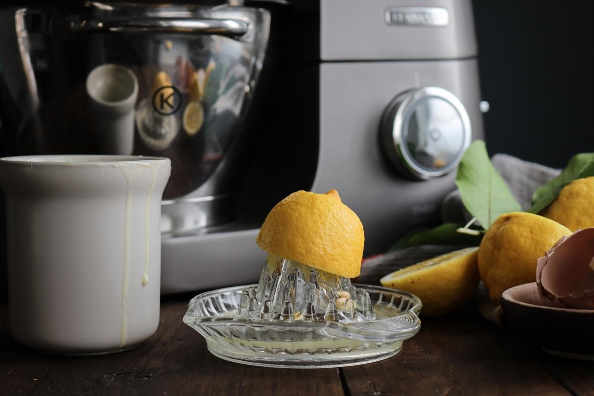Συνταγή για lemon Curd
