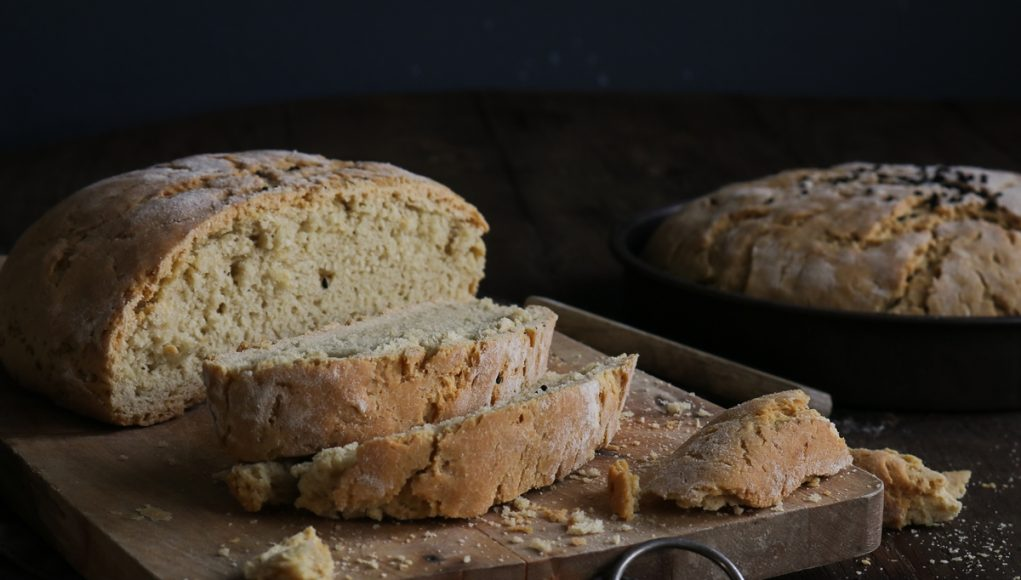 Ψωμί με Ταχίνι και Γλυκάνισο