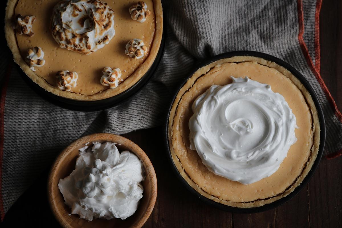 Lemon Pie Συνταγές