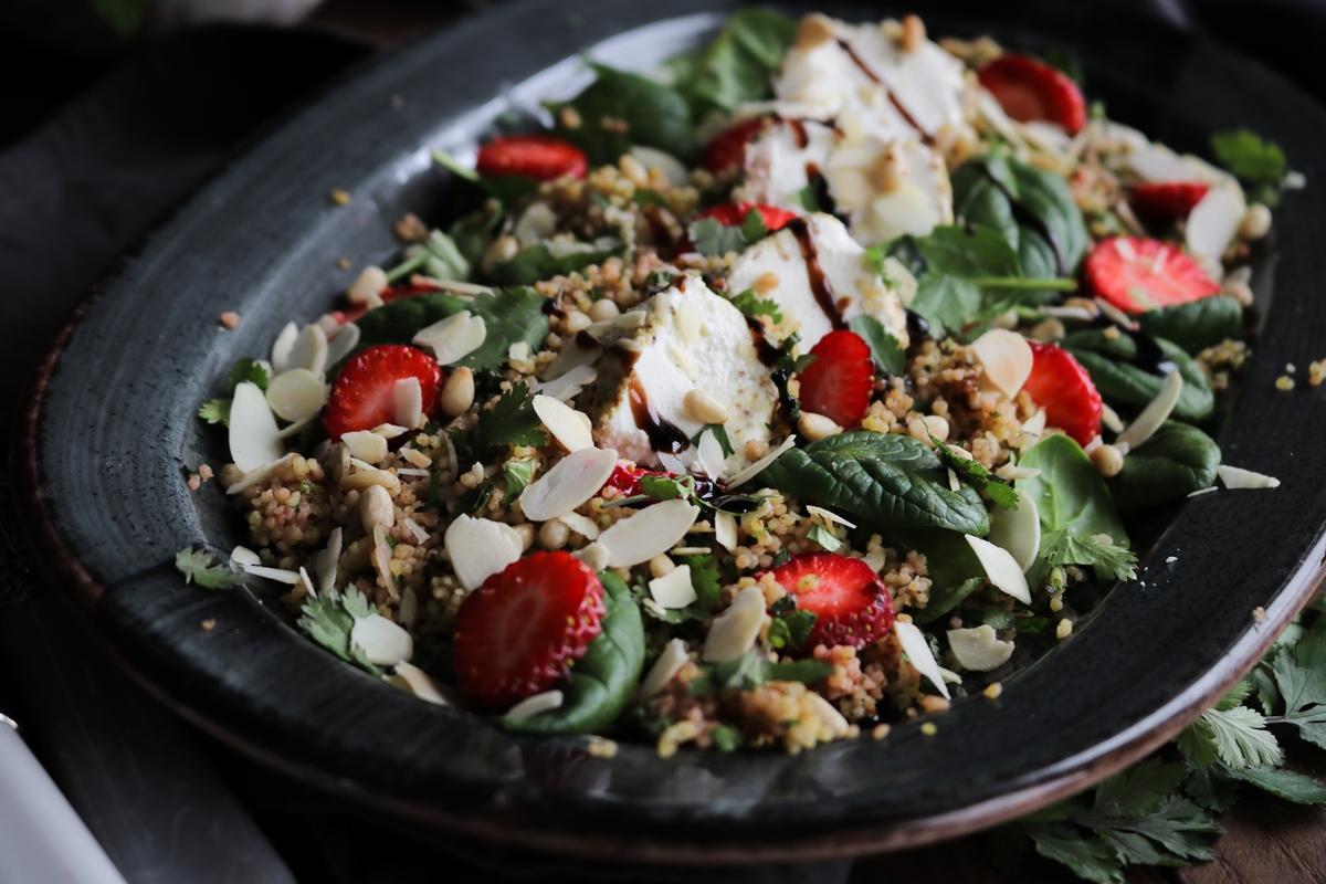 Εύκολες Συνταγές για Σαλάτα