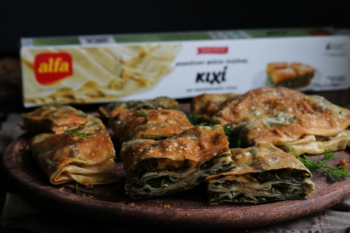 Συνταγές για Παραδοσιακή Χορτόπιτα