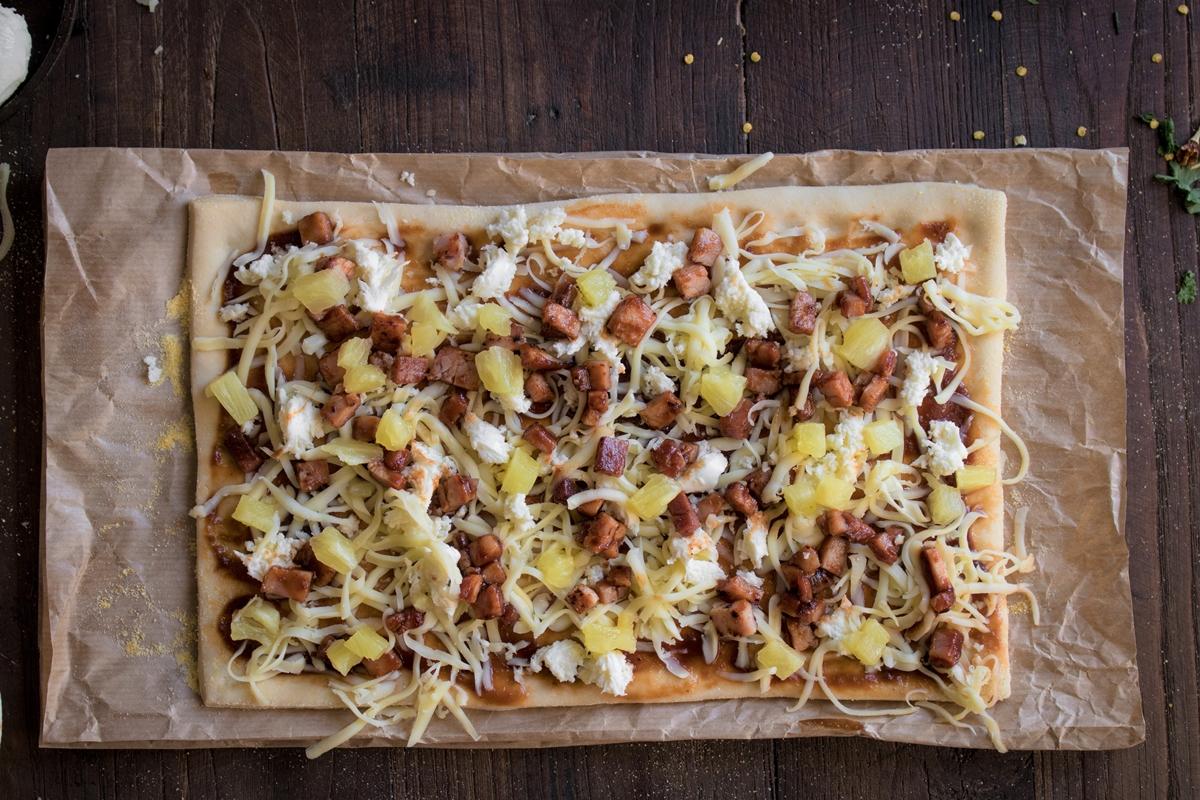 Συνταγή Ζύμη για Πίτσα