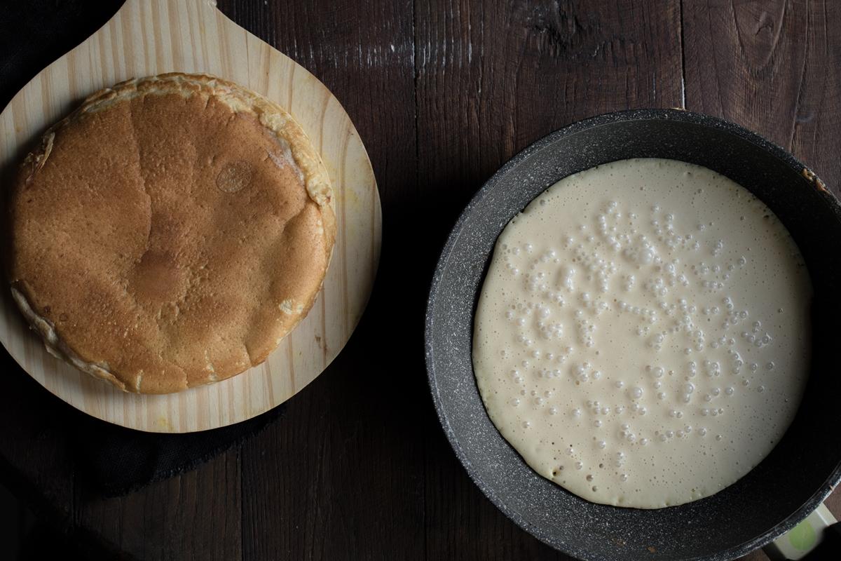 Pancakes Συνταγές