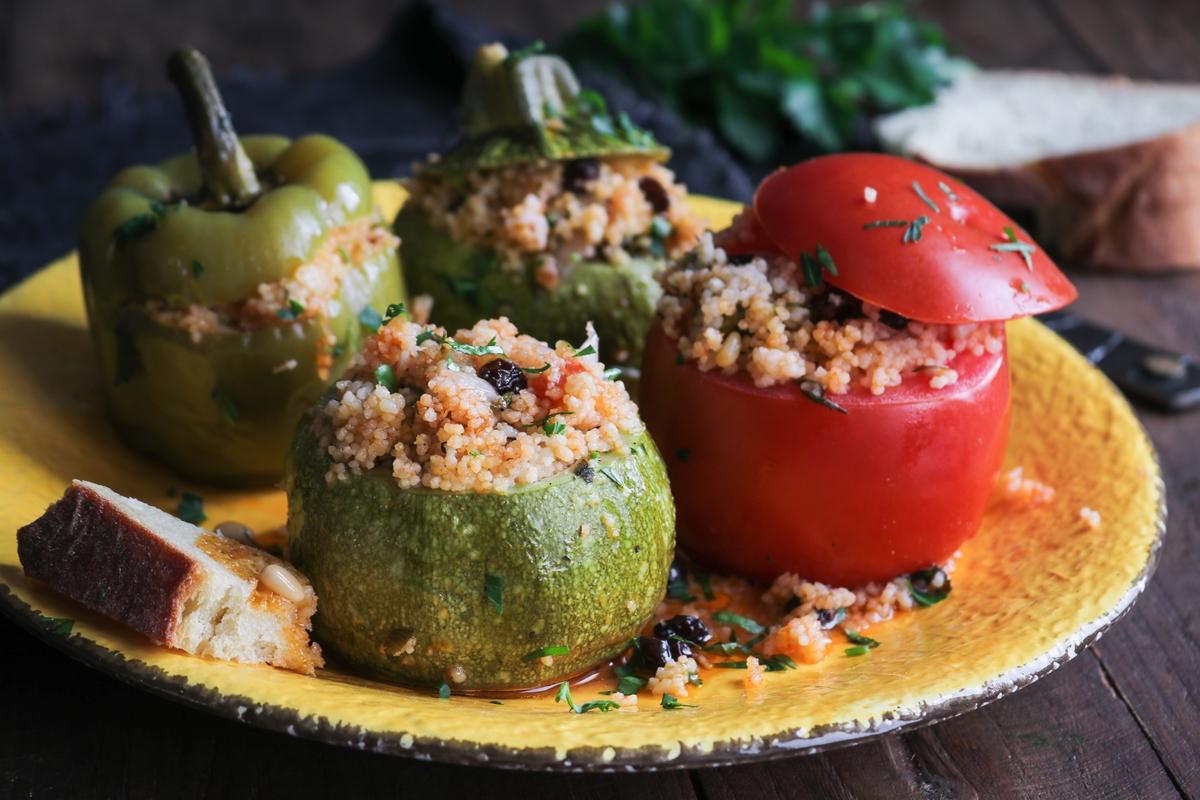 Γεμιστά συνταγή Ελληνική Κουζίνα