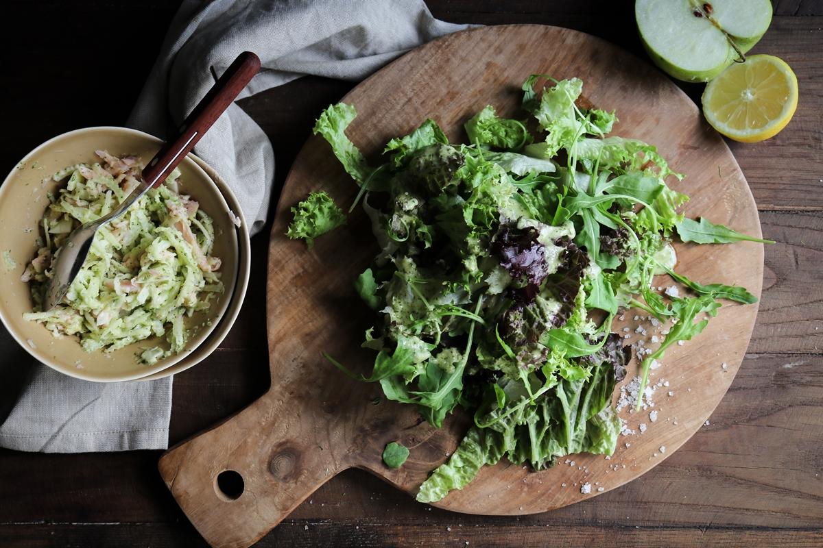 Εύκολες Σαλάτες Συνταγές