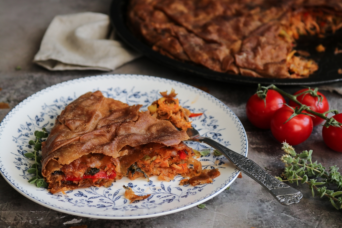 Κοτόπιτα με Σπιτικό Φύλλο Συνταγή