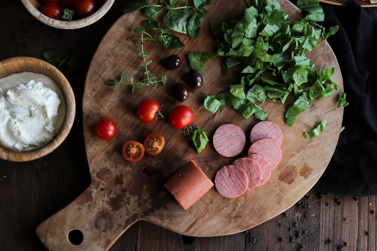 Σαλάμι Συνταγές