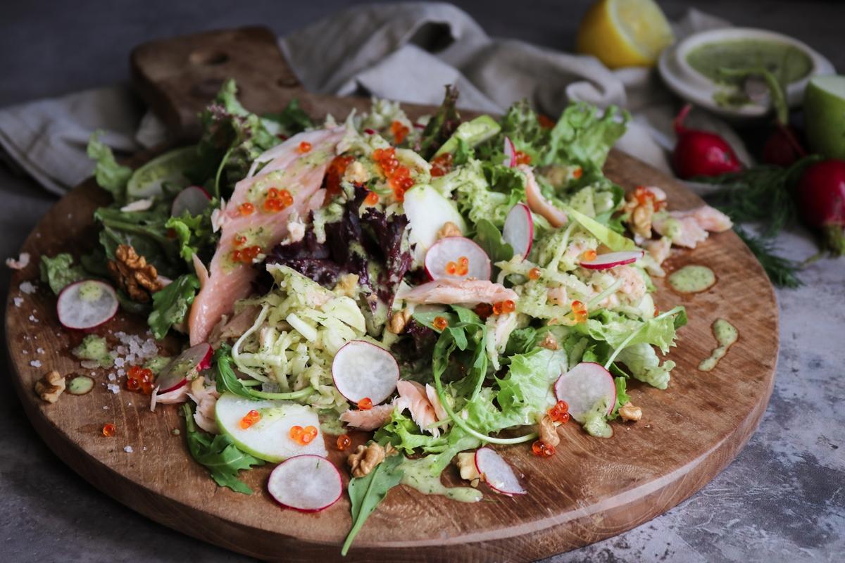 Σαλάτες για Τραπέζι