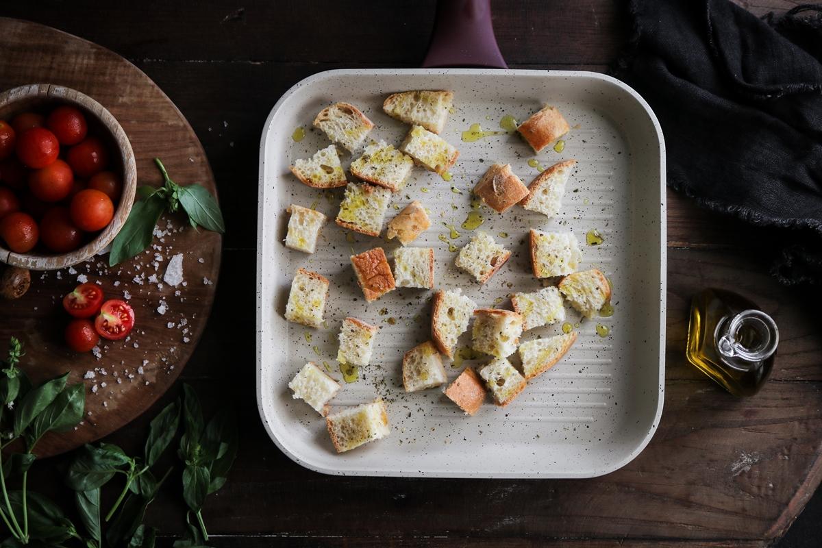 Ψωμί Τσιαπάτα Συνταγές