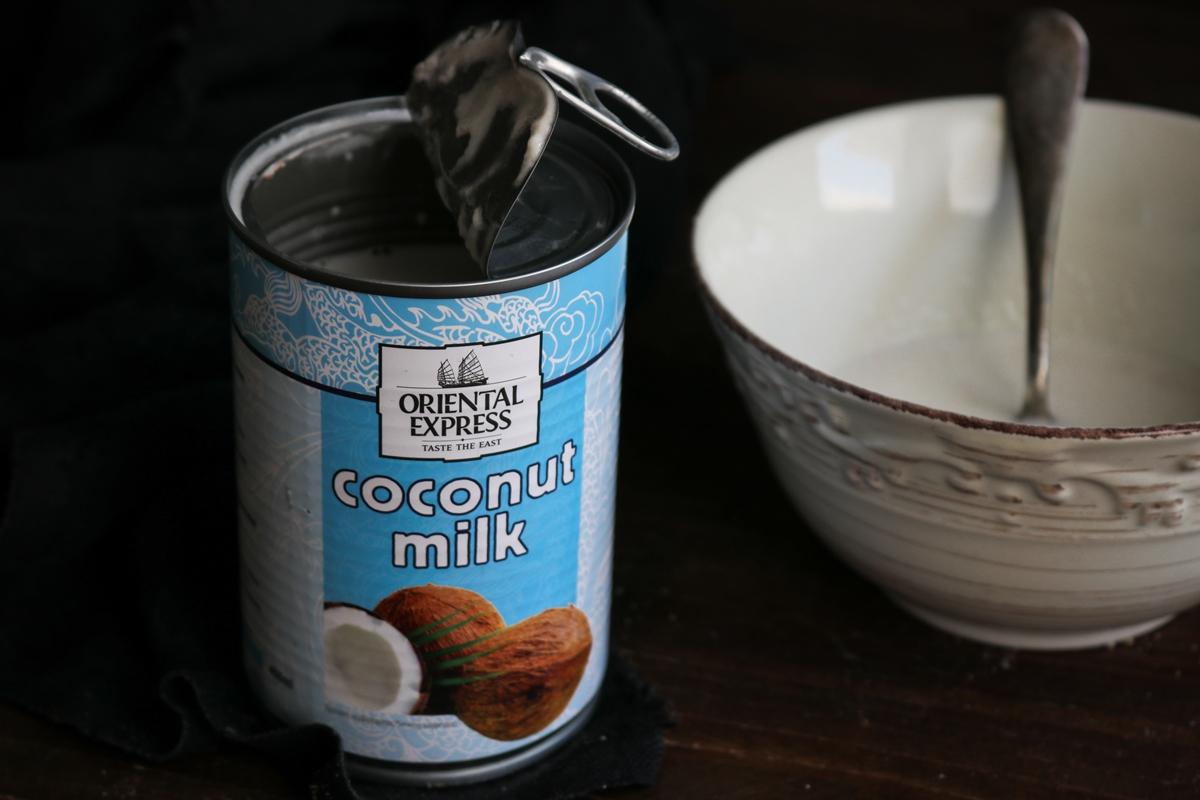 Γάλα Καρύδας Συνταγές για Παγωτό
