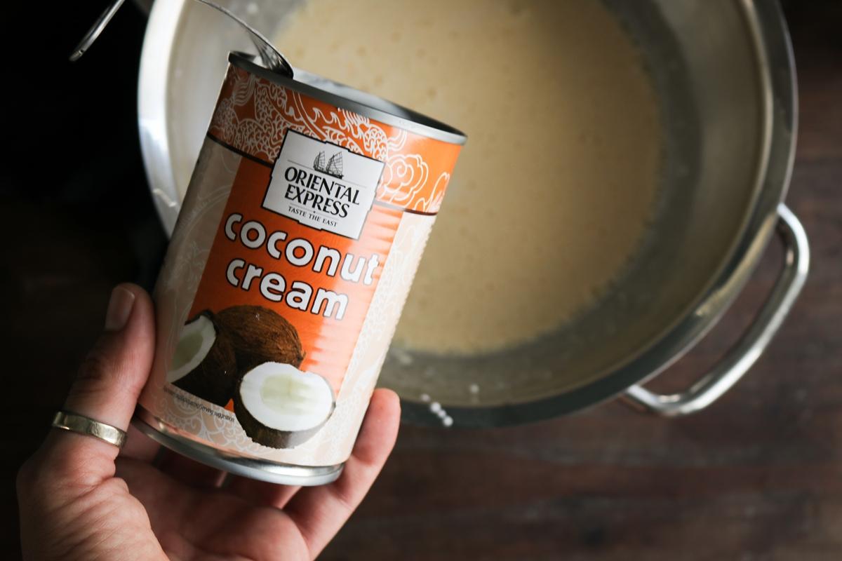 Κρέμα Καρύδας Συνταγές για Παγωτό
