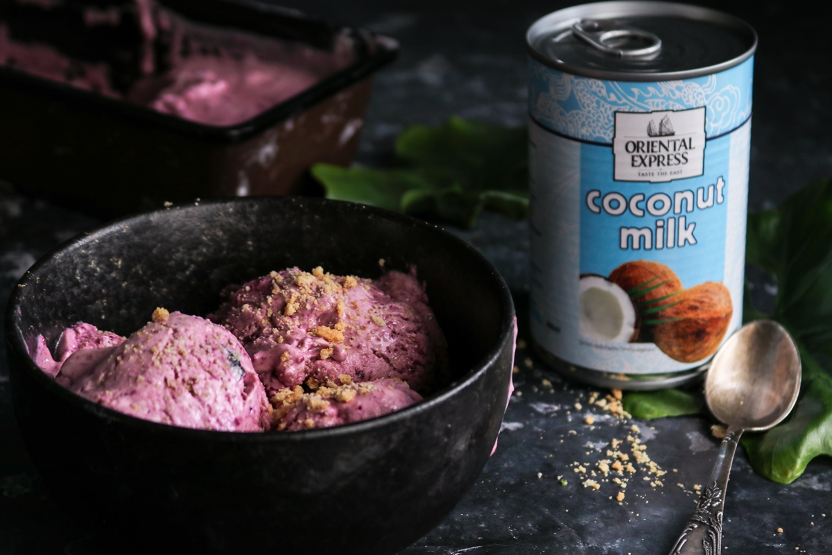 Σπιτικό Παγωτό Καρύδα Συνταγή