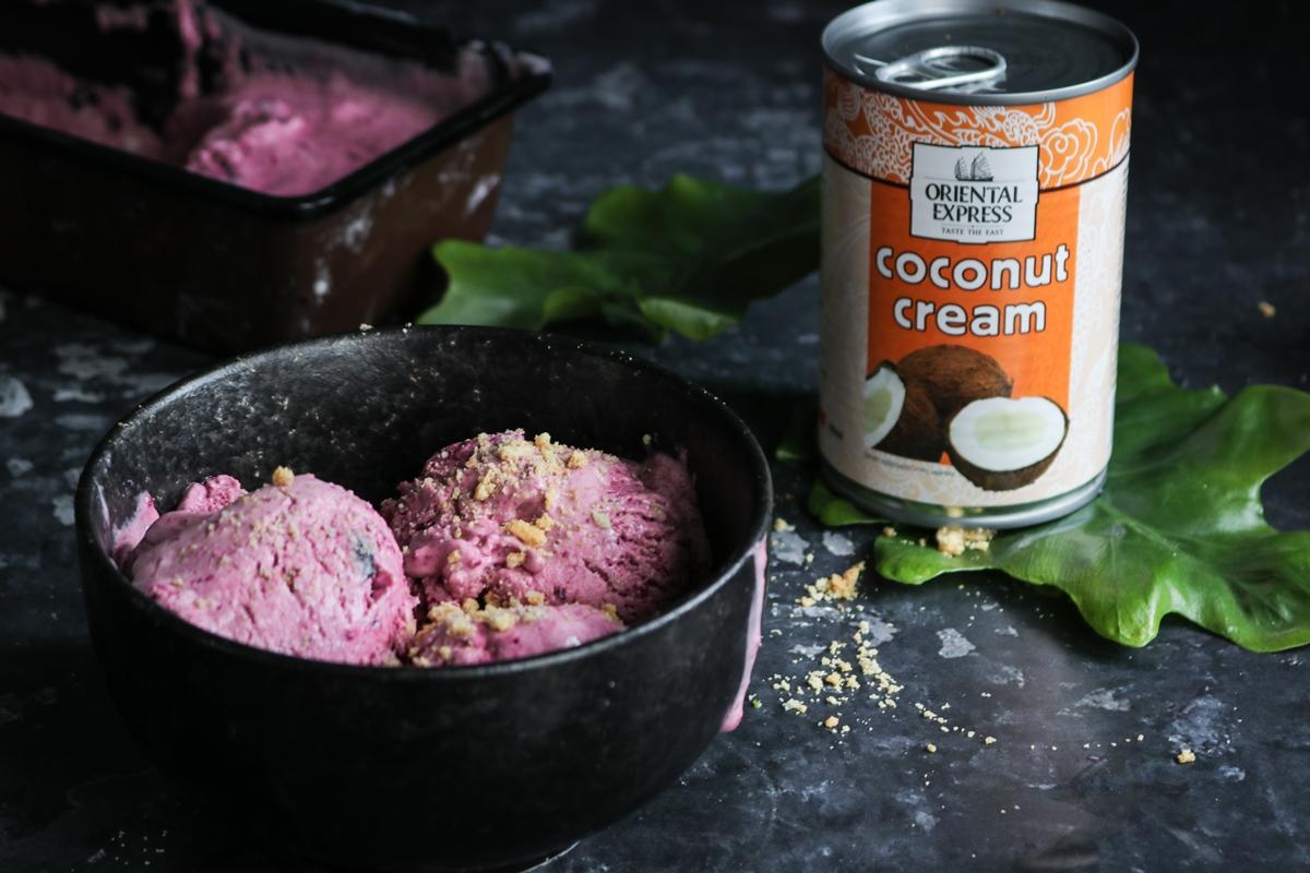 Σπιτικό Παγωτό Κεράσι Συνταγή