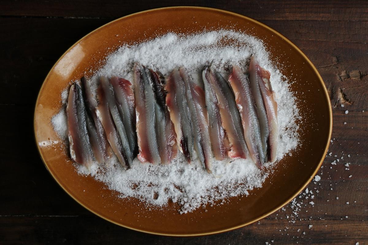Συνταγές Γαύρος Μαρινάτος