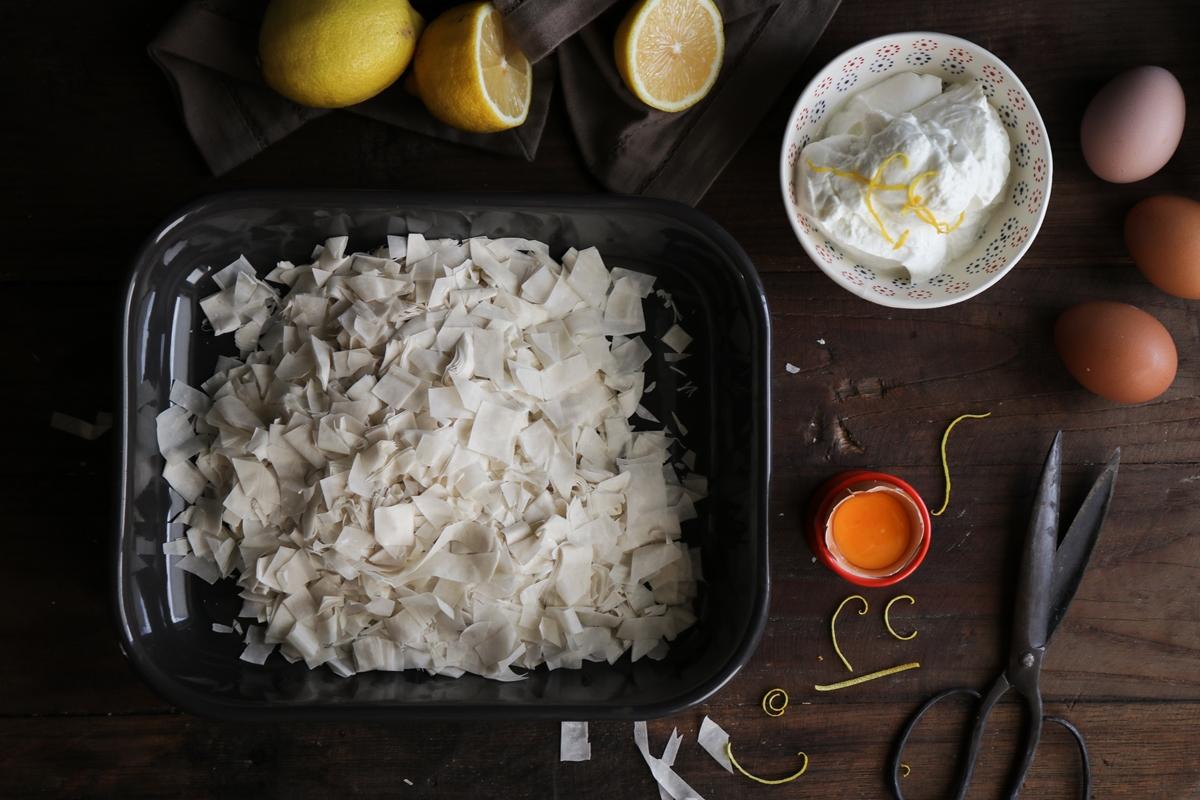Συνταγές για Πορτοκαλόπιτα με Φύλλο Κρούστας