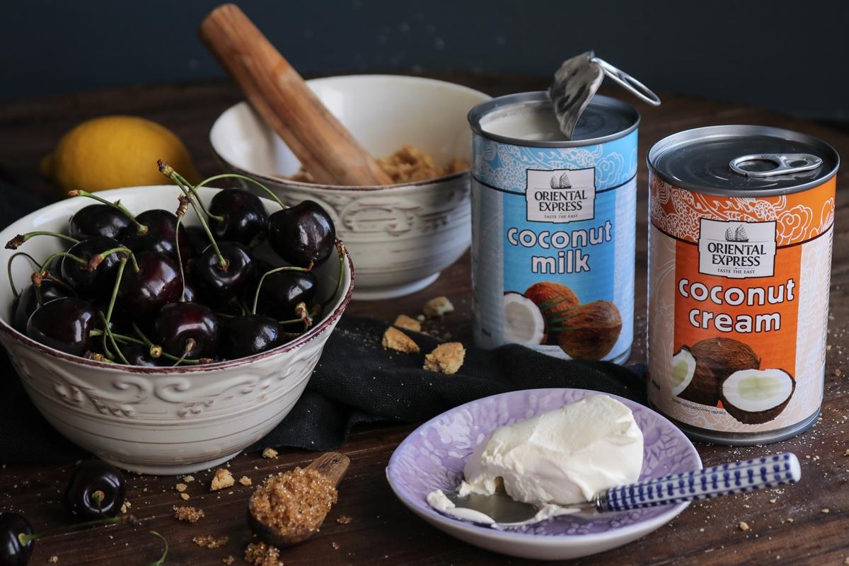 Συνταγές για παγωτό με καρύδα