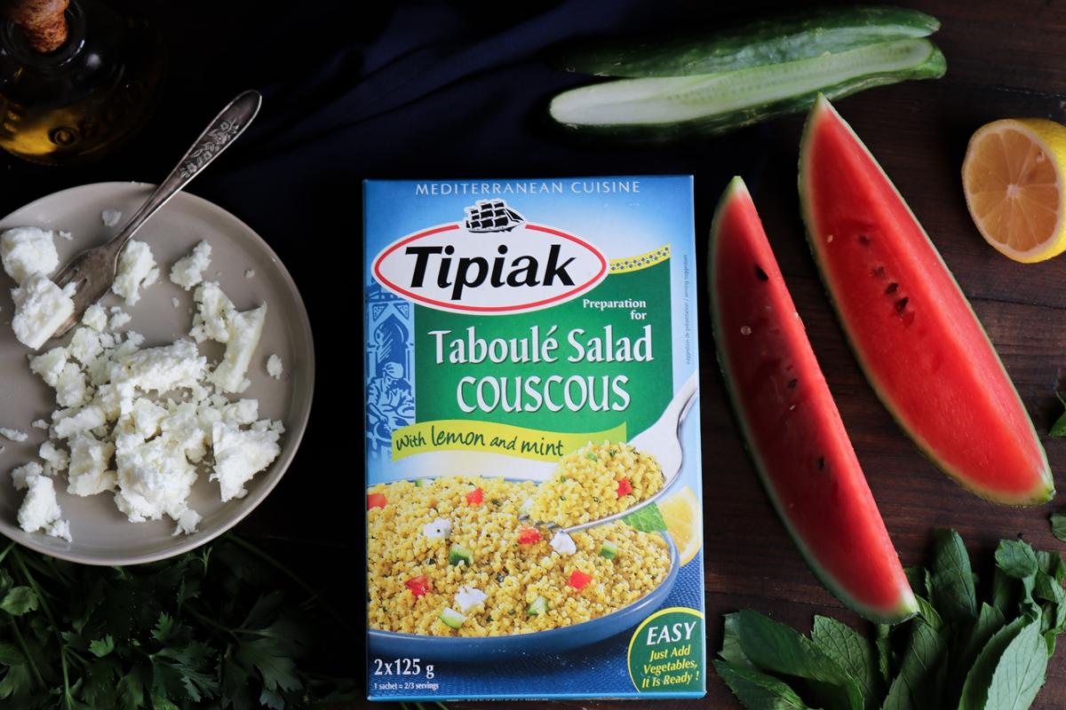 Σαλάτες με Καρπούζι Συνταγές
